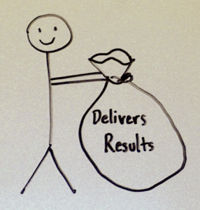 Delivers Results