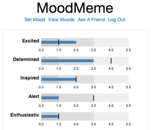 MoodMeme ScreenShot